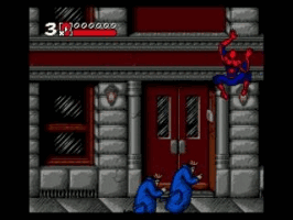 Spider-Man & Venom - Maximum Carnage Screenshot 3